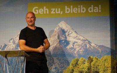 Wolfgang Krebs – exklusiver Abend für ProNah Mitglieder
