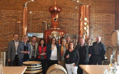 ProNah unterwegs bei Bergwelt Whisky-Distillery