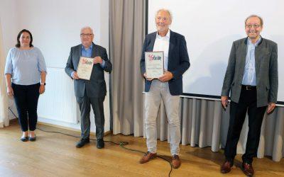 Auszeichnung unserer Ehrenmitglieder